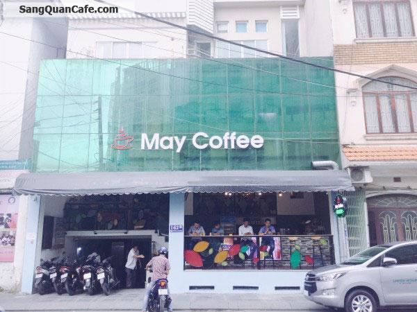 Sang quán cafe mặt bằng đẹp, khu Trung Tâm