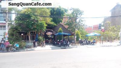 Sang quán cafe mặt bằng đẹp quận 6