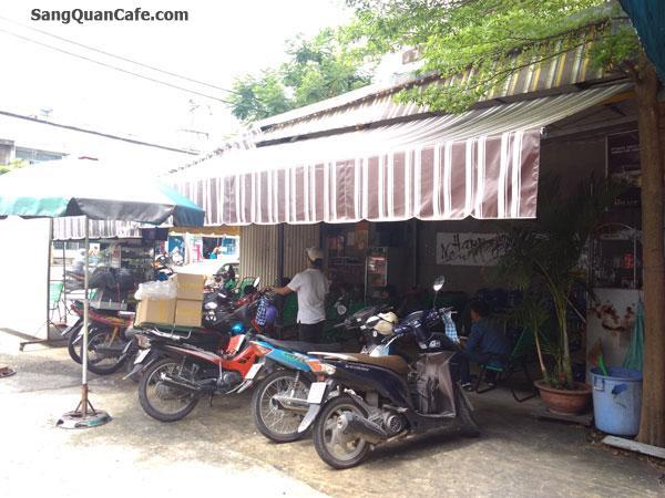 Sang quán cafe - Mặt bằng Kinh doanh quận Tân Phú