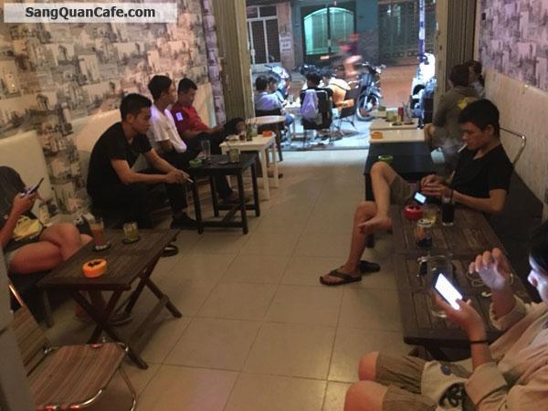 Sang quán cafe mặt tiền  Âu Dương Lân
