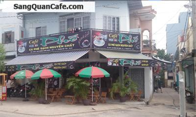 Sang quán Cafe mặt tiền  Song Hành QL 22
