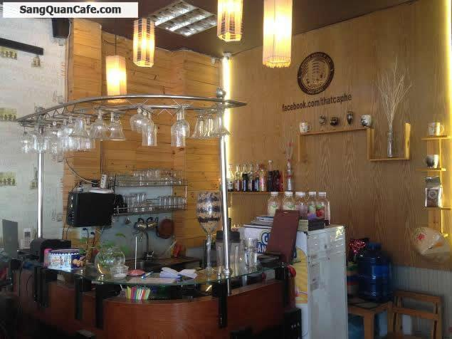 SANG QUÁN CAFE MẶT TIỀN ĐƯỜNG 3 THÁNG 2 QUẬN 10