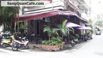 Sang quán cafe mặt tiền Bàu Cát 3