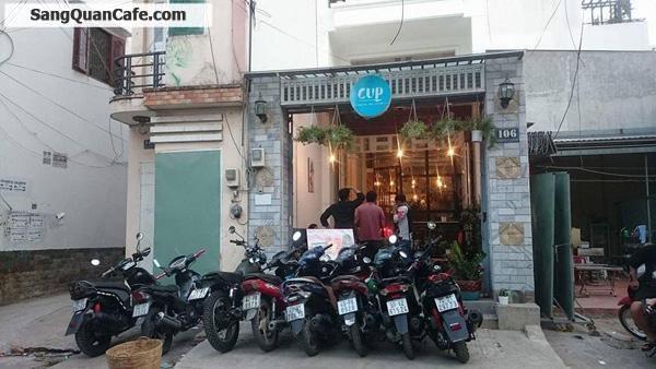 Sang quan cafe mặt tiền đẹp quận Gò Vấp