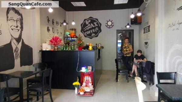 Sang quán cafe mặt tiền đường Cao Thắng Nối Dài