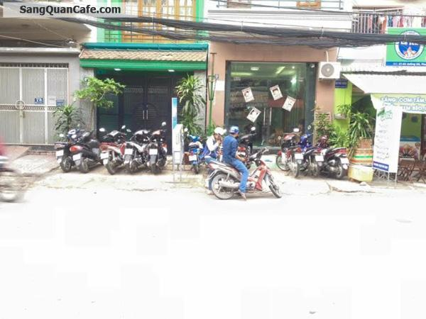 Sang quán cafe mặt tiền đường D5
