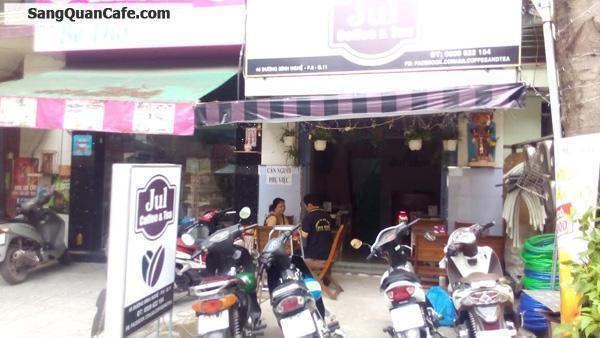 Sang quán cafe mặt tiền Dương Đình Nghệ