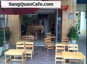 Sang quán cafe mặt tiền đường Hoàng Sa