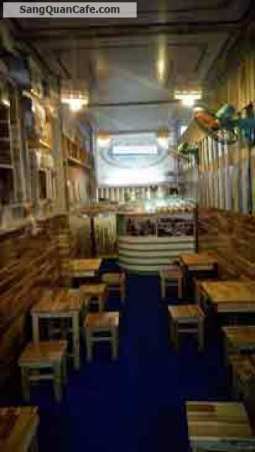 Sang quán cafe mặt tiền đường Lê Đức Thọ