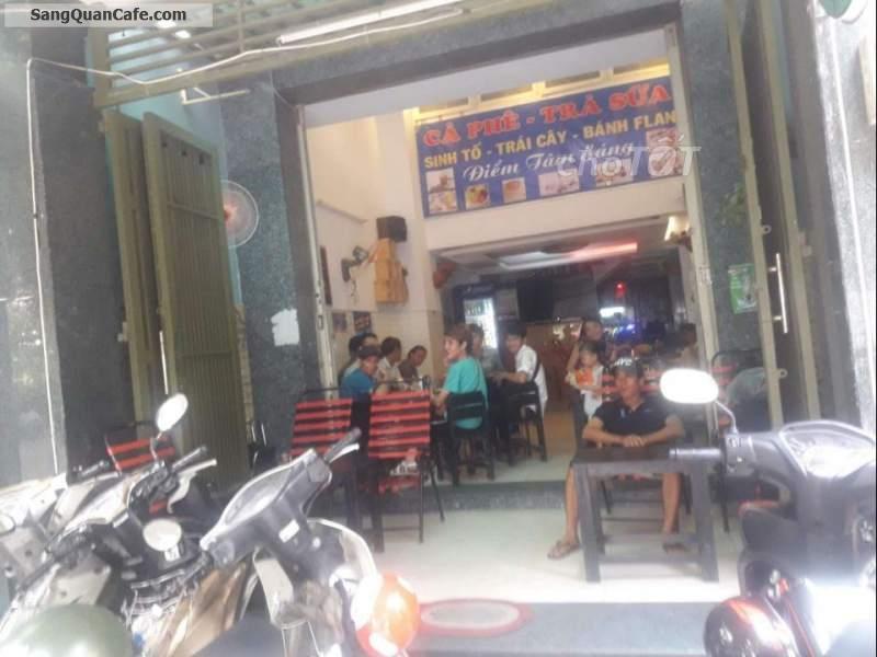 Sang quán cafe mặt tiền đường Lê Tuấn Mậu
