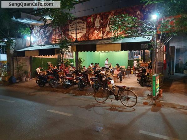 Sang quán cafe mặt tiền đường lớn quận 2