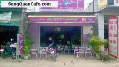 Sang quán cafe mặt tiền đường Nguyễn Duy Trinh, P.Long Trường, Quận. 9