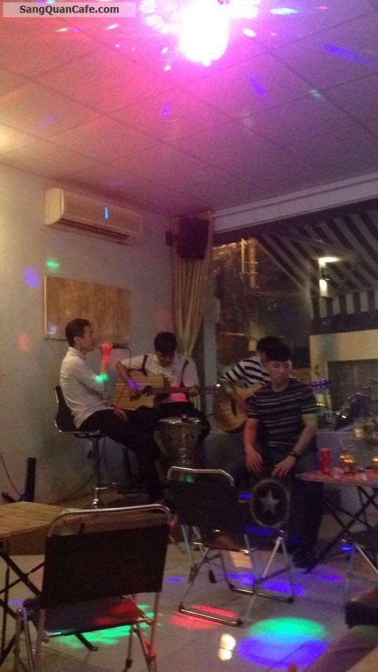 Sang quán cafe mặt tiền đường Phạm Ngũ Lão