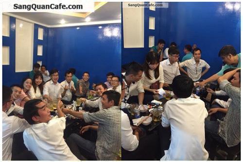 Sang quán cafe mặt tiền đường Phan Chu Trinh