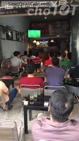 Sang quán cafe mặt tiền đường Thạch Lam Quận Tân Phú