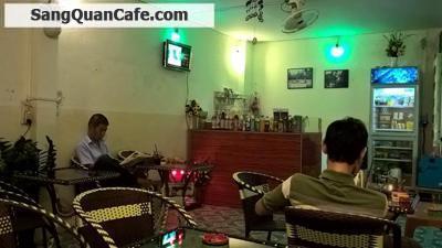 Sang quán cafe mặt tiền đường Thoại Ngọc Hầu