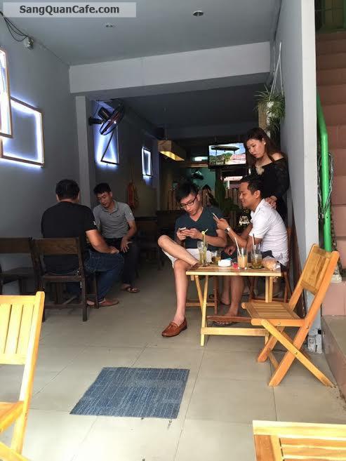 Sang quán cafe mặt tiền đường Trần Phú