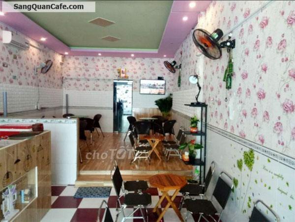 Sang quán cafe mặt tiền gần trường học