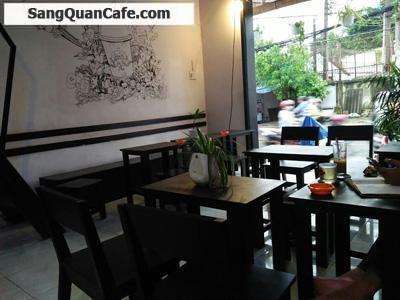 Sang quán cafe mặt tiền giá rẻ quận 9