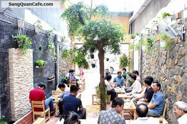 Sang quán cafe mặt tiền Hoa Cúc