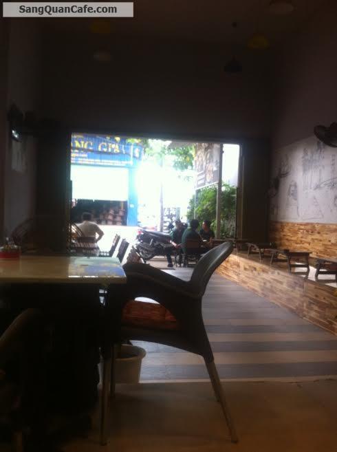 Sang quan cafe mặt tiền Hương Lộ 2