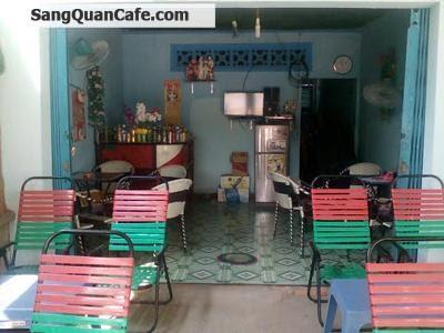 Sang quán Cafe mặt tiền Hương Lộ 80