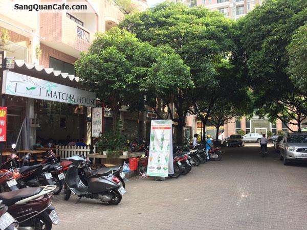 Sang quán cafe mặt tiền KDC Thuận Việt quận 11