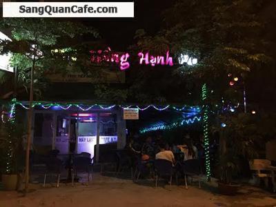 Sang quán cafe mặt tiền khu Tên Lửa