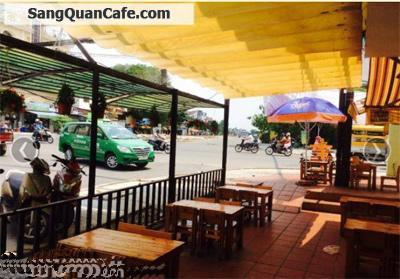 Sang quán cafe mặt tiền Lê Đức Thọ