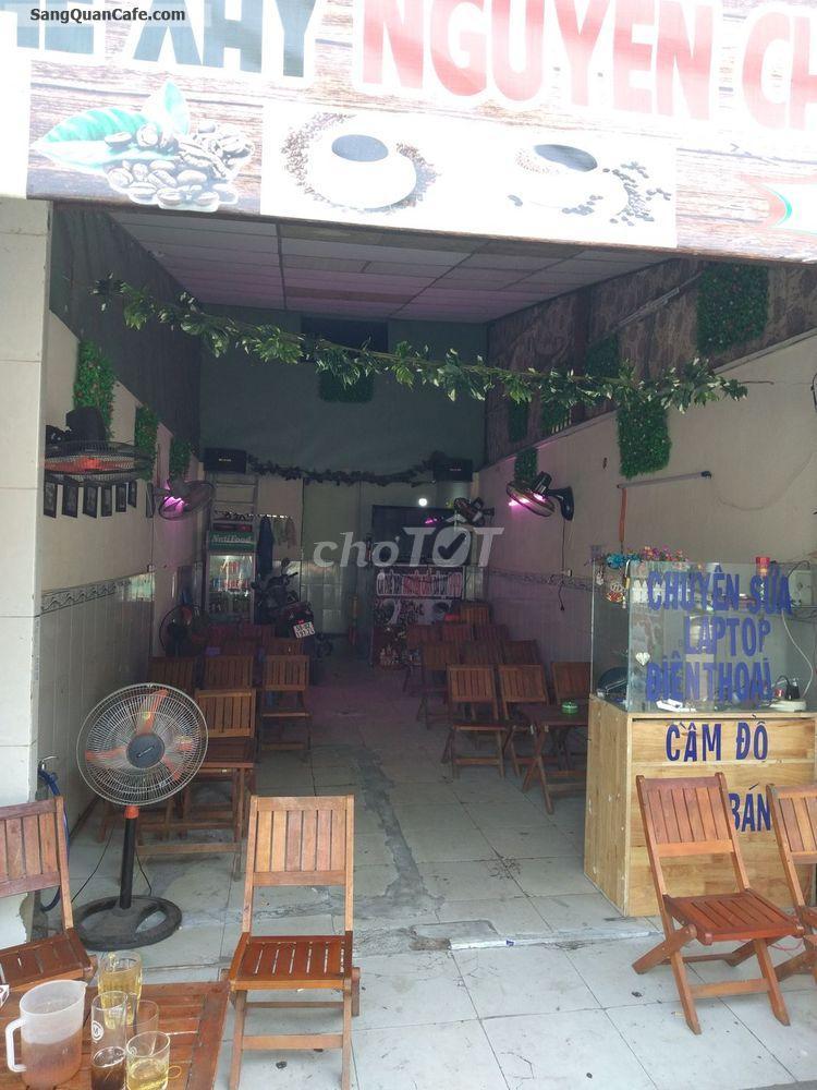 Sang Quán Cafe Mặt Tiền Lê Văn Lương, quận 7
