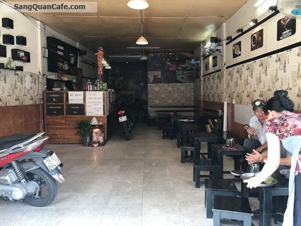 Sang quán cafe mặt tiền Nguyễn Cửu Vân
