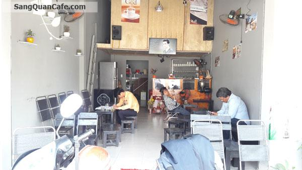 Sang quán cafe mặt tiền Nguyễn Duy Trinh