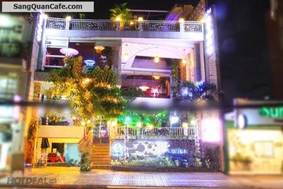 Sang quán cafe mặt tiền Nguyễn Thái Bình