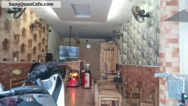 Sang quán cafe mặt tiền Nguyễn Trọng Tuyển