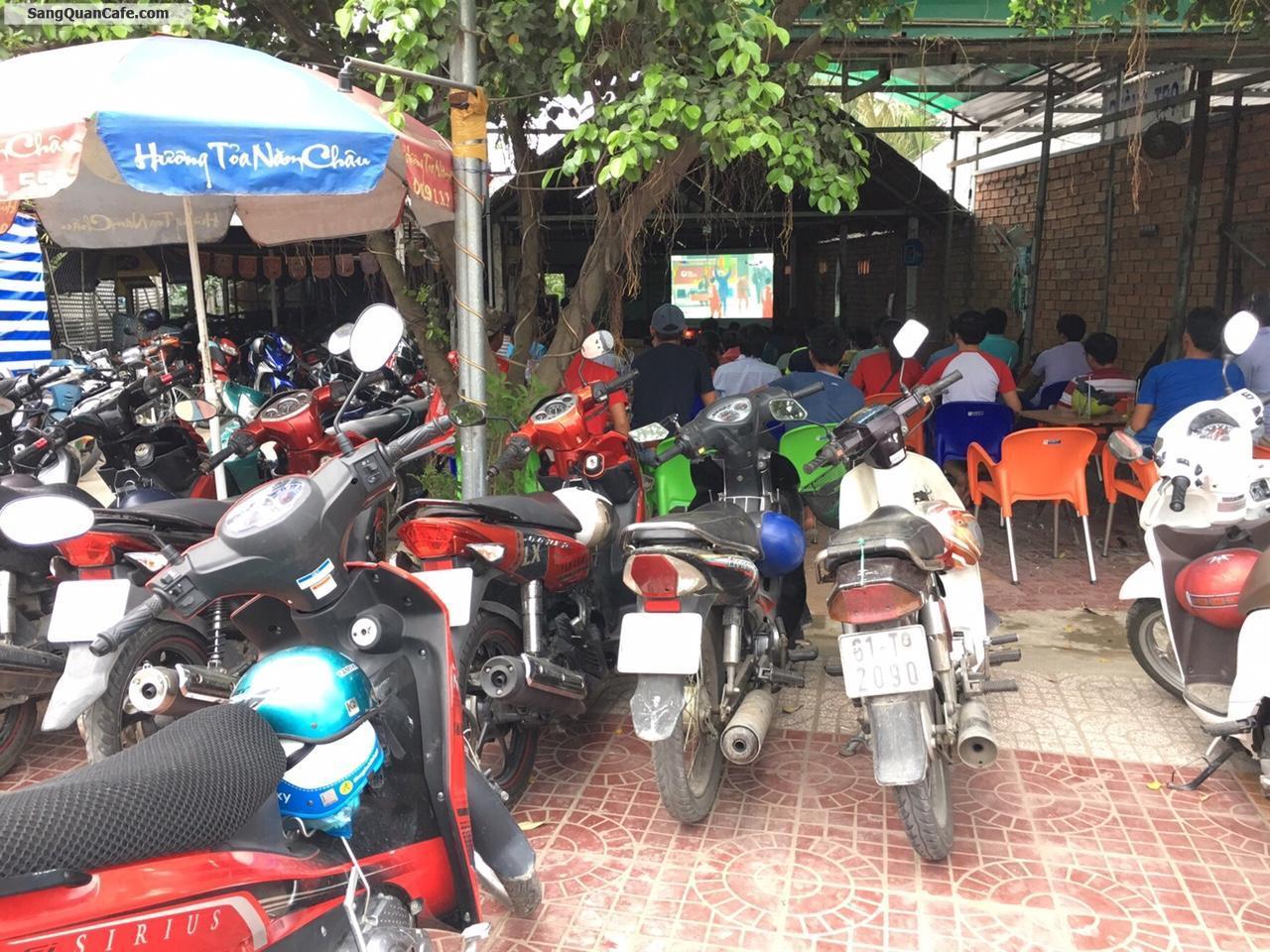 Sang quán cafe mặt tiền Nguyễn Văn Linh Cần Thơ