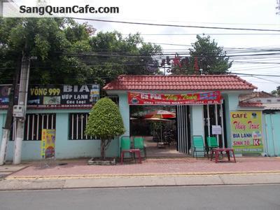 Sang quán cafe  Thủ Dầu Một, Bình Dương