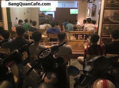 Sang quán cafe mặt tiền Phan Văn Trị