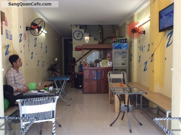 Sang quán cafe mặt tiền Phùng Tá Chu