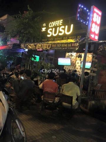Sang quán cafe mặt tiền Q,Bình Thạnh.