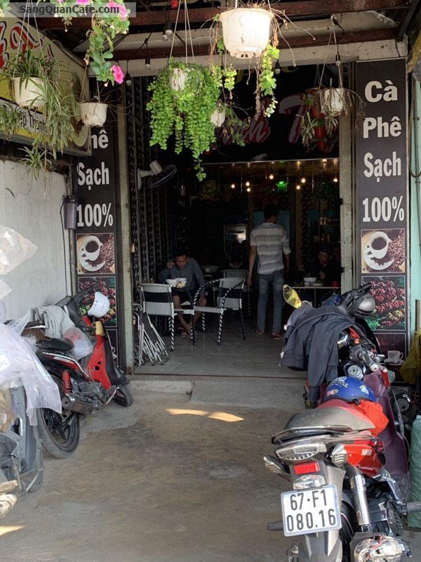 Sang quán cafe mặt tiền QL 1A