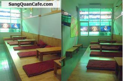 Sang quán Cafe mặt tiền Quận 10