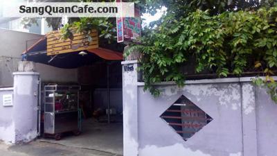 Sang quán cafe mặt tiền quận 9