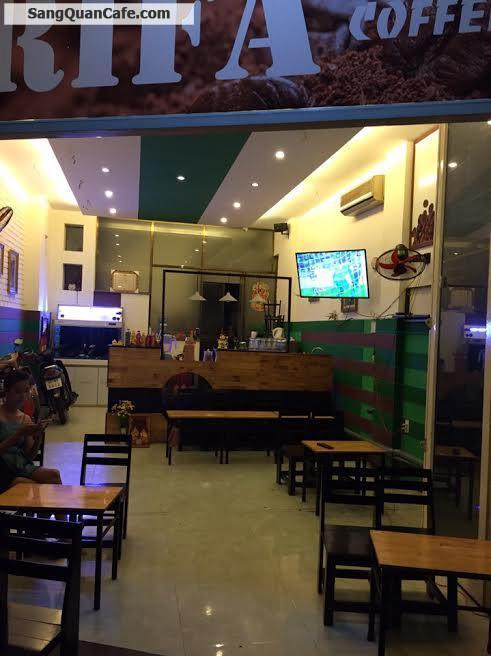 Sang quán cafe mặt tiền quận Bình Tân