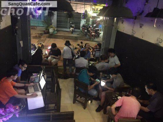 Sang quán cafe mặt tiền số 1 Nguyễn Ngọc Lộc