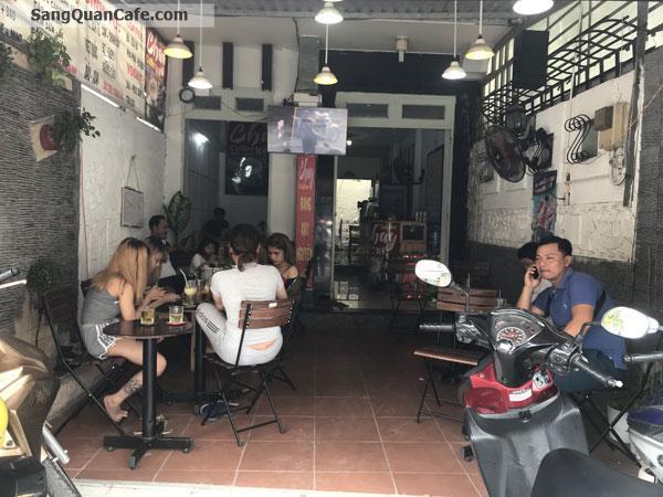 Sang quán cafe mặt tiền số 56A đường Cầu Kinh