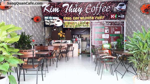Sang quán cafe mặt tiền Song Hành, Quận 12