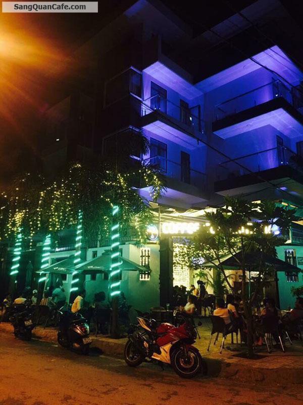 Sang quán Cafe mặt tiền Tạ Quang Bửu