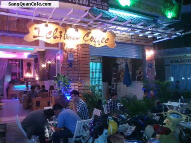 Sang quán cafe mặt tiền Tây Thạnh