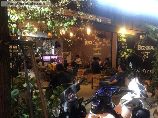 Sang quán Cafe Mặt tiền Thủ Dầu Một