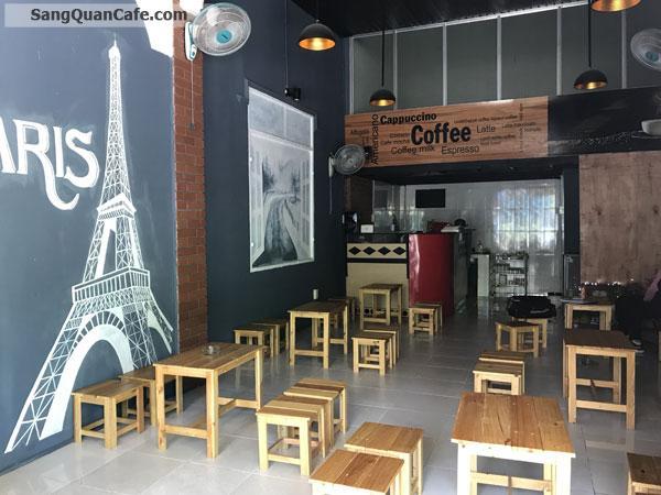 Sang quán cafe mặt tiền Thủ Dầu Một Bình Dương